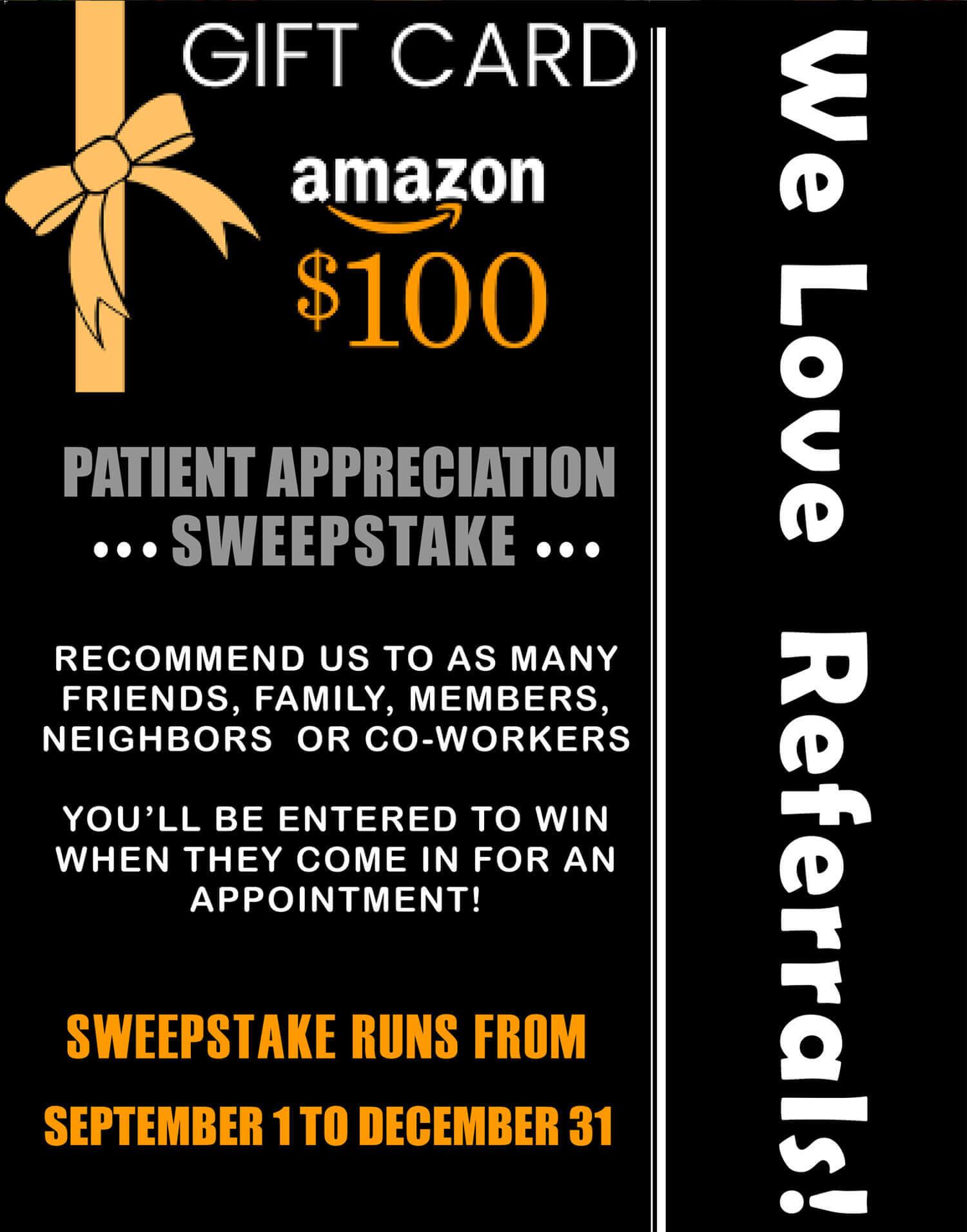 Amazon Gift Card Image